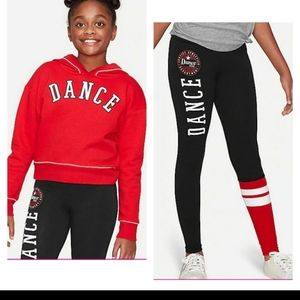New Justice Dance Active Outfit Size 10